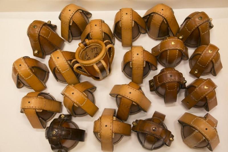 Altri oggetti in cuoio marenco 1947 borse e calzature for Oggetti in cuoio